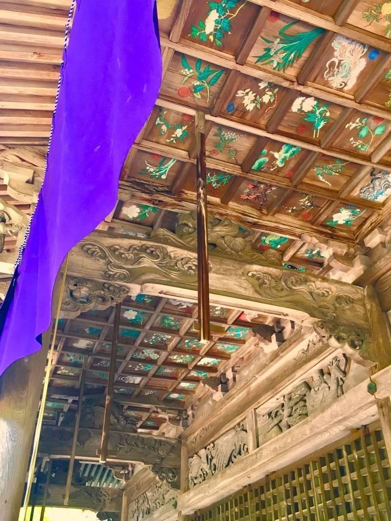日應寺 - 岡山市/岡山県 の見どころ。本堂の軒下にあ... by 紫綺 | Omairi(おまいり)