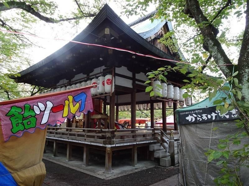 天孫神社 - 大津市/滋賀県 の見どころ。拝殿の周りも... by なっくん   Omairi(おまいり)