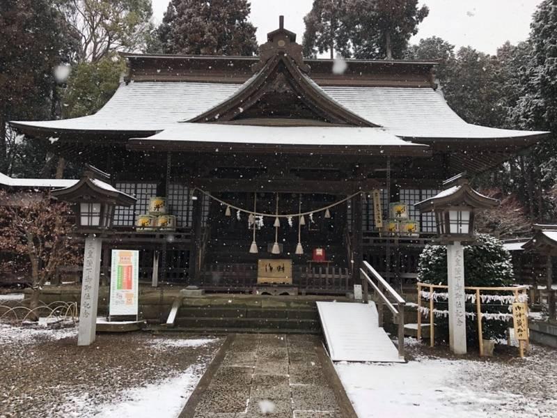 橿原神宮 - ひたちなか市/茨城県 の見どころ。薄っす... by 快   Omairi(おまいり)