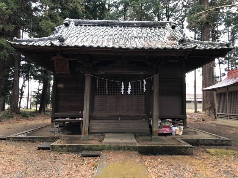 千波神社 - 水戸市/茨城県 の見どころ。千波神社の拝... by 快 | Omairi(おまいり)