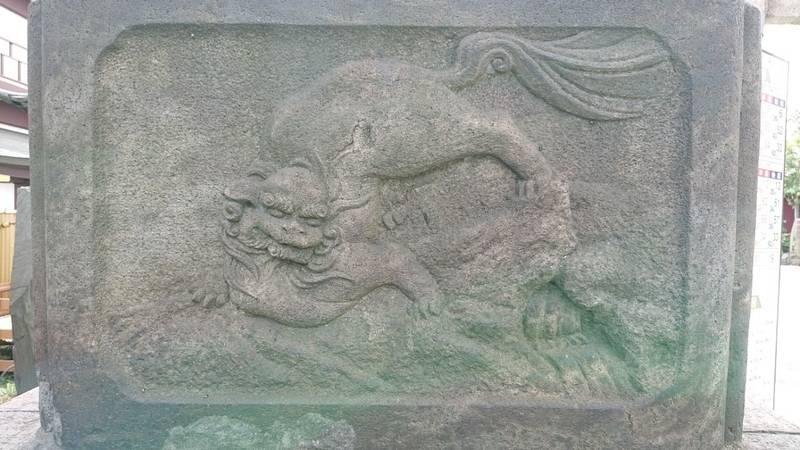 羽田神社 - 大田区/東京都 の見どころ。こちらは、吽... by るんた | Omairi(おまいり)