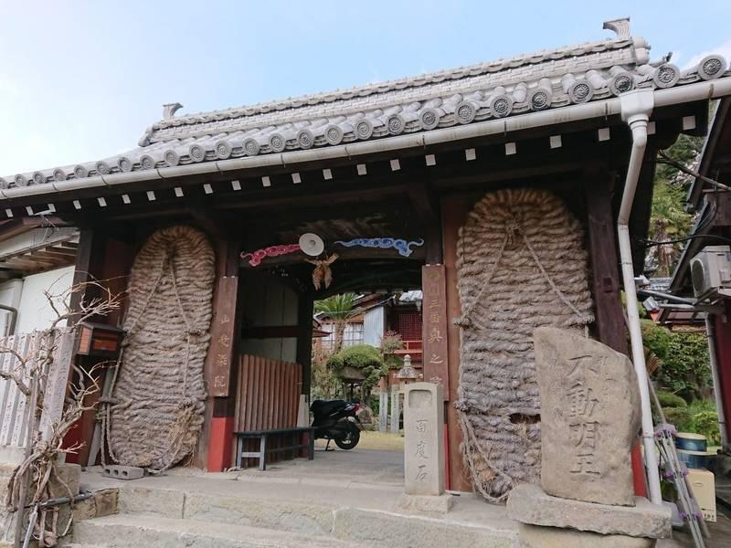 愛染院 - 板野郡板野町/徳島県 の見どころ。山門にあ... by さくら | Omairi(おまいり)