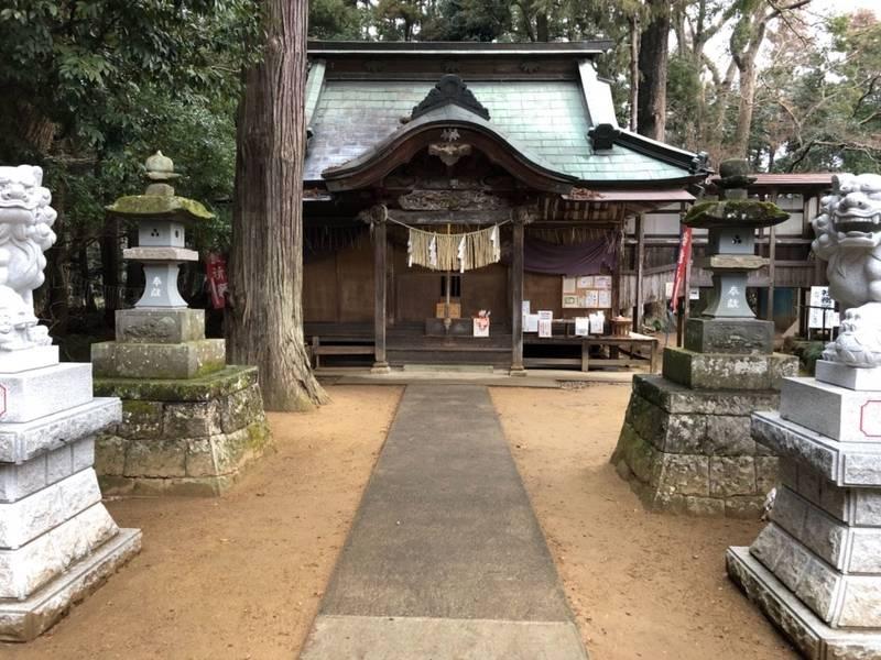 胎安神社 - かすみがうら市/茨城県 の見どころ。胎安... by 快 | Omairi(おまいり)