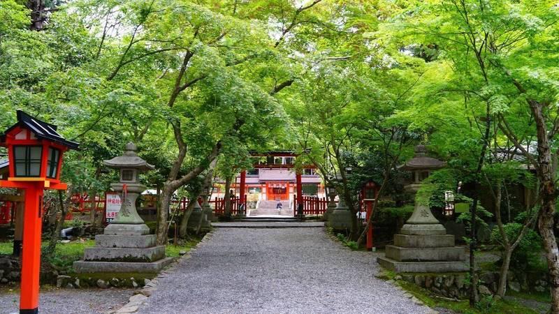 大原野神社 - 京都市/京都府 の見どころ。ちょうど新... by yuki0710 | Omairi(おまいり)