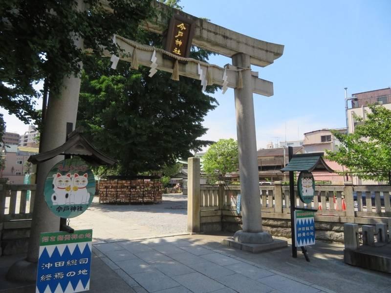 今戸神社 - 台東区/東京都 の見どころ。今戸神社の鳥... by タッツン | Omairi(おまいり)