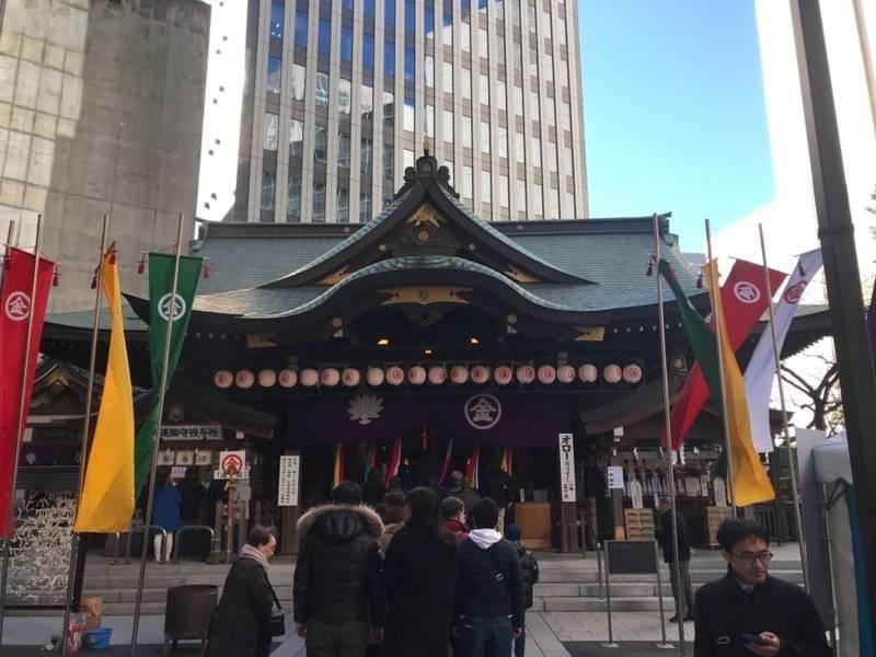 虎ノ門金刀比羅宮 - 港区/東京都 の見どころ。虎ノ門... by とと   Omairi(おまいり)