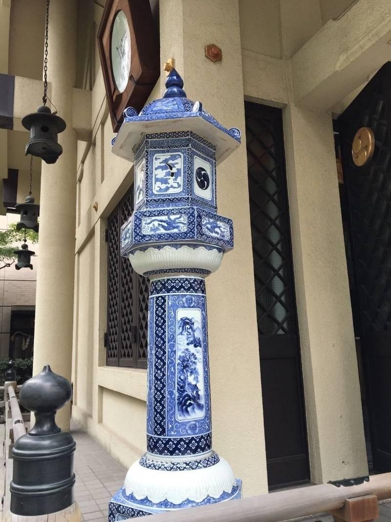 坐摩神社 - 大阪市/大阪府 の見どころ。坐摩神社の末... by 金魚8 | Omairi(おまいり)