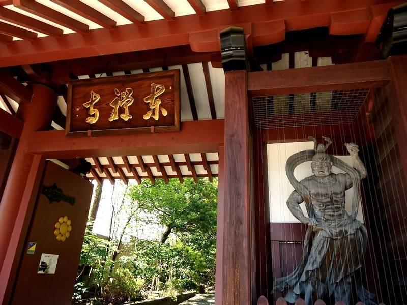 東禅寺 - 港区/東京都 の見どころ。この立派な山門を... by linlin | Omairi(おまいり)