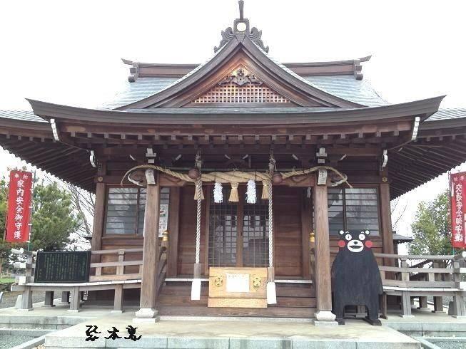 六嘉神社 - 上益城郡嘉島町/熊本県 の見どころ。ジモ... by みれい | Omairi(おまいり)