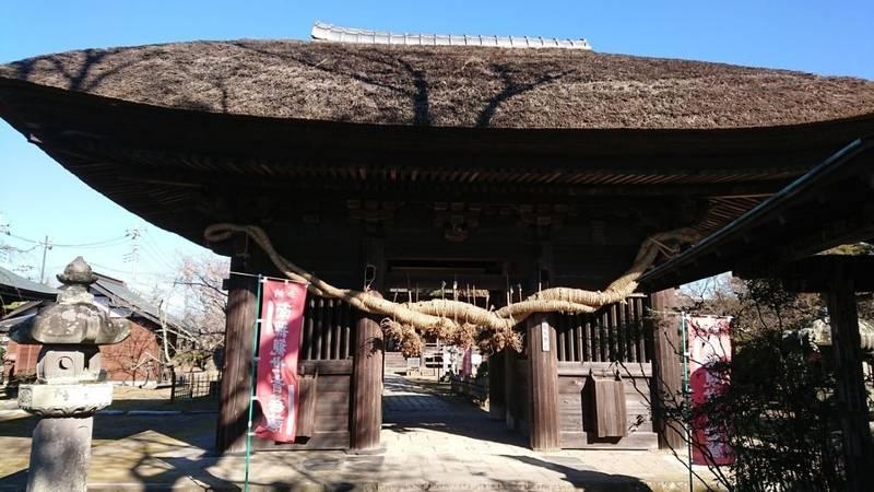 龍正院 (滑河観音) - 成田市/千葉県 の見どころ。... by たけちゃん   Omairi(おまいり)