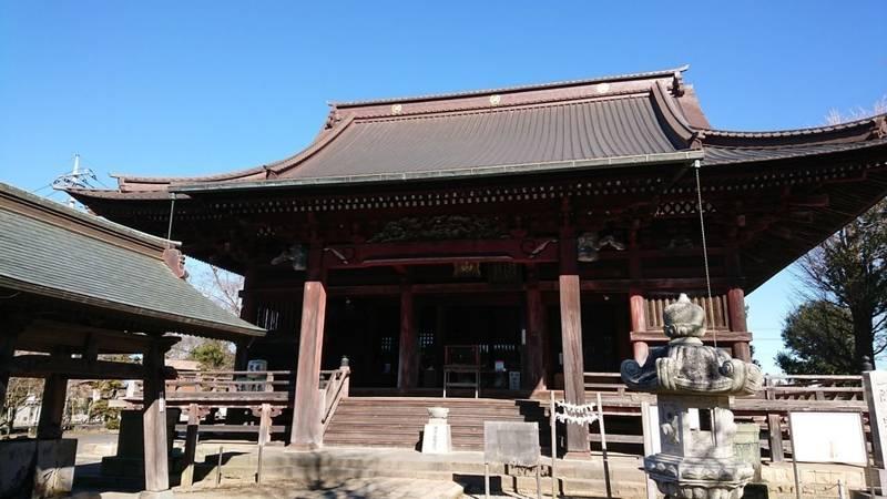 龍正院 (滑河観音) - 成田市/千葉県 の見どころ。... by たけちゃん | Omairi(おまいり)