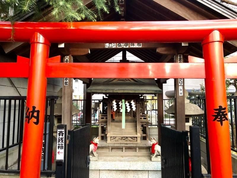 鳩森八幡神社 - 渋谷区/東京都 の見どころ。境内の富... by みっくにゃん | Omairi(おまいり)