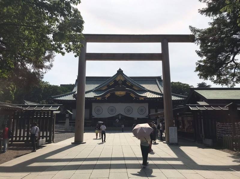 靖国神社 - 千代田区/東京都 の見どころ。靖国神社。... by らんまる | Omairi(おまいり)