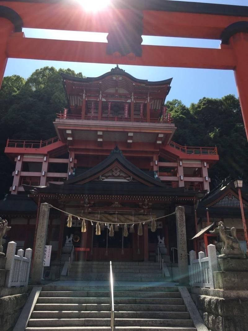 草戸稲荷神社 - 福山市/広島県 の見どころ。福山  ... by HS   Omairi(おまいり)