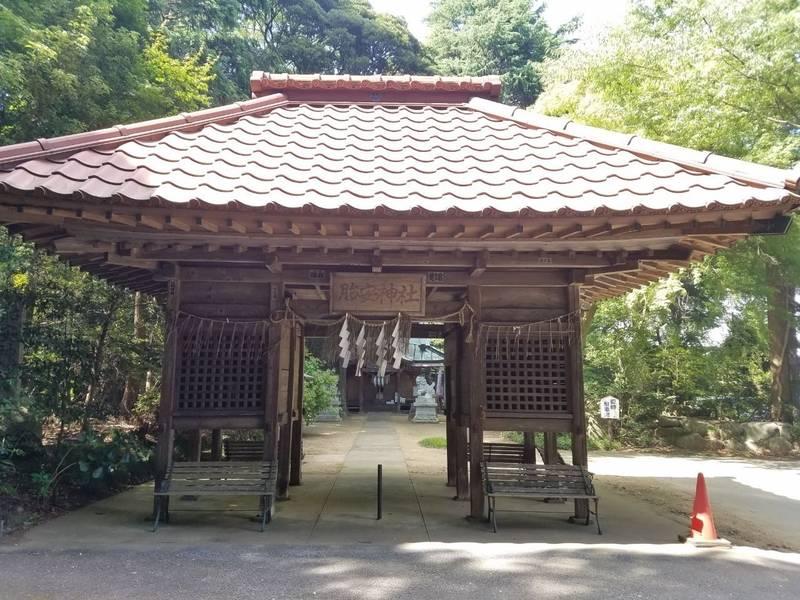 胎安神社 - かすみがうら市/茨城県 の見どころ。胎安... by モモ太郎 | Omairi(おまいり)