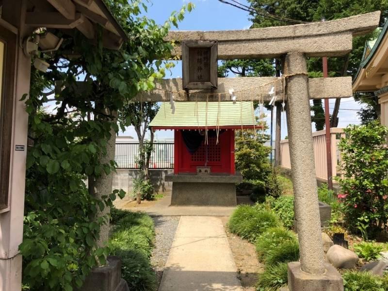 熊野神社 - 北区/東京都 の見どころ。熊野神社、境内... by 厩戸 | Omairi(おまいり)