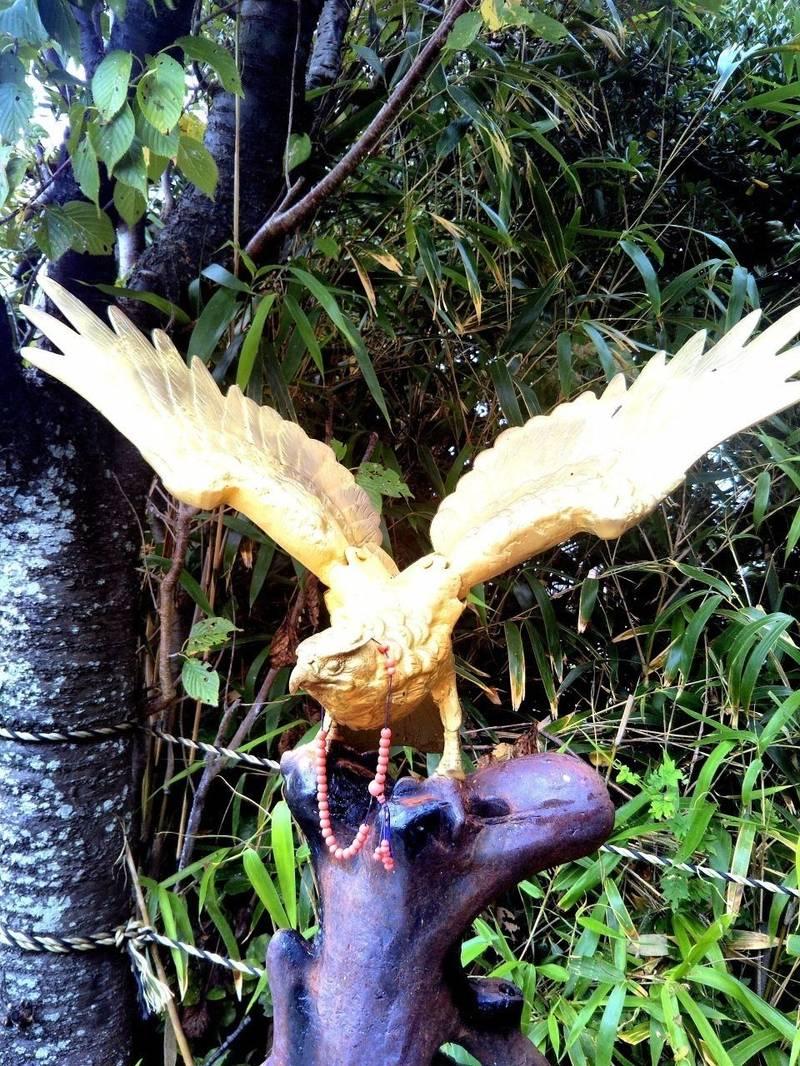 洲崎神社 - 館山市/千葉県 の見どころ。鷲の置物?も... by ユキンタロー(•ө•)♡ | Omairi(おまいり)